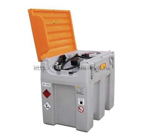 Мобильная емкость для топлива DT-Mobil Easy арт. 10818 980л, 12В, базовая комплектация
