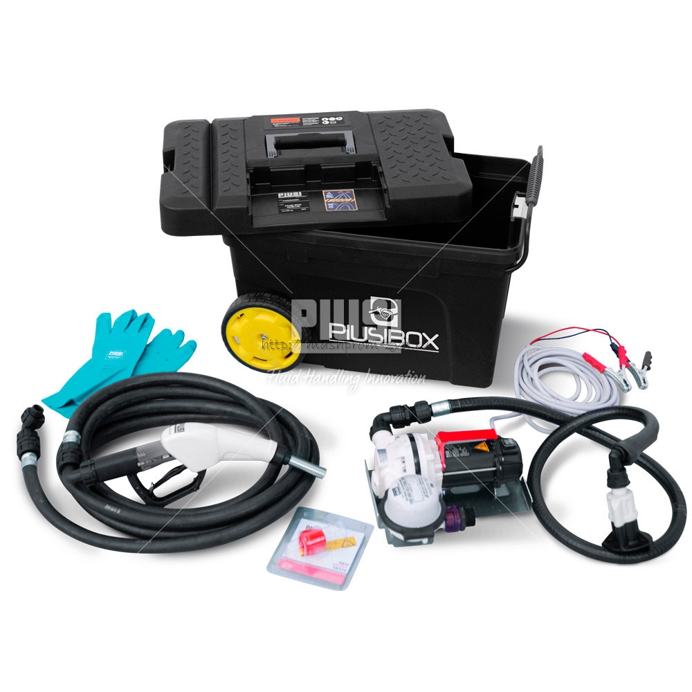 PIUSIBOX for AdBlue® арт. F00204060 - Перекачивающая станция для Adblue