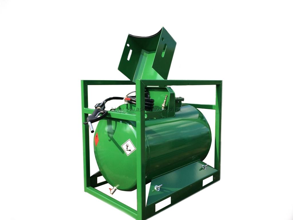 МТМ «Агротанк» арт. АТ 450 - емкость для дизельного топлива, объем - 500 л