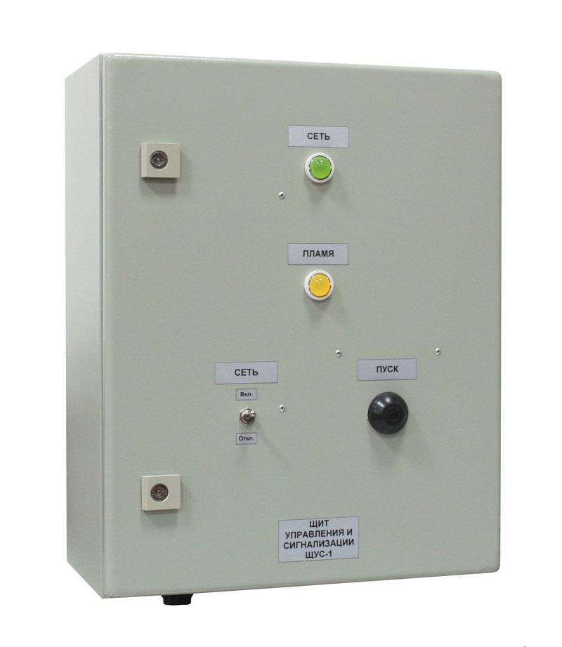 Щиты управления и сигнализации типа ЩУС