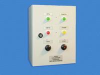 Шкафы контроля горелок типа ШКГ