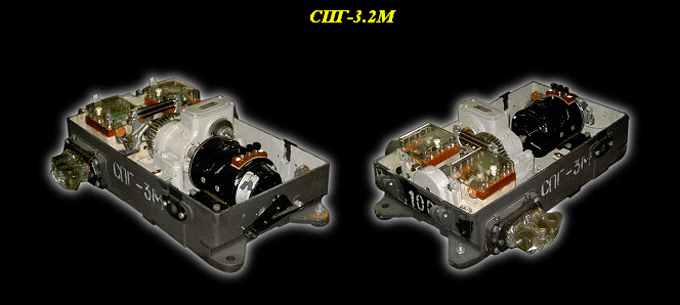 Стрелочный электропривод СПГ-3.2М
