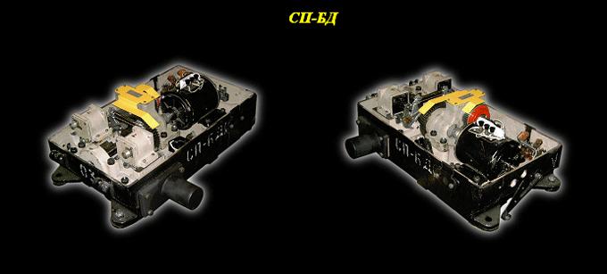 Стрелочный электропривод СП-БД