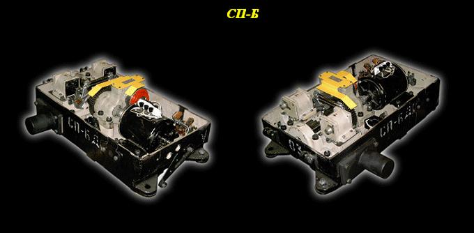 Стрелочный электропривод СП-Б