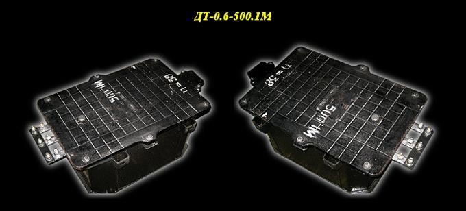 Дроссель-трансформатор ДТ-0.6-500.1М