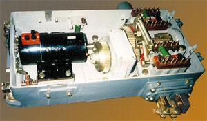 Стрелочный электропривод СПГБ-4.2М