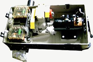 Электроприводы стрелочные, тихоходные СП-6М