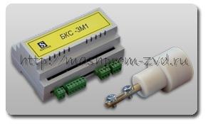 Блок контроля сопротивления «БКС-3М1»