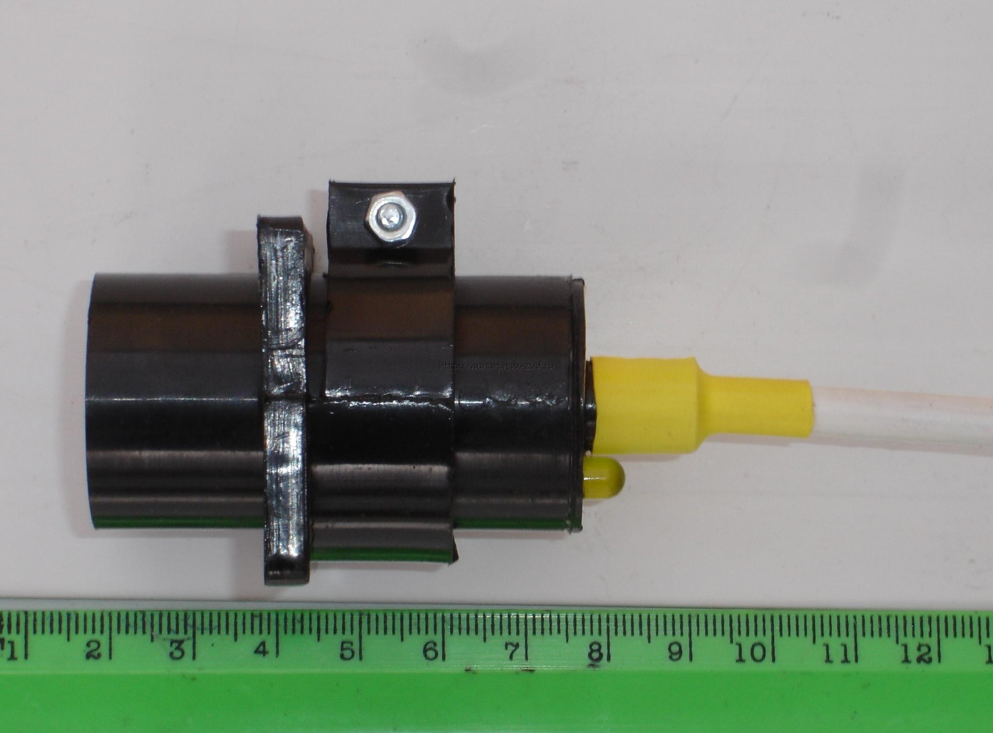 Электронное устройство для бесконтактного контроля уровня сыпучих материалов ДУСМ–03