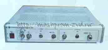 Усилитель мощности UA У6-2000