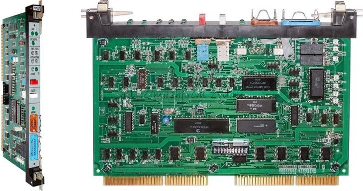 Модуль процессорный и сигнализации ПРЦ7
