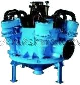 Гидроциклоны классификационные Гц-150хП-М-01, Гц-150хП-М, Гц-250хП-М