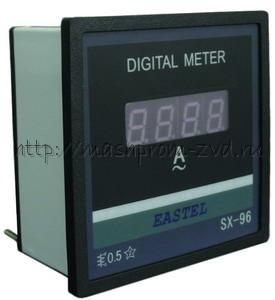 Цифровой амперметр SX96 0~5А