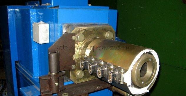 Шнековый пресс экструдер Pini & Kay 400 кг/ч