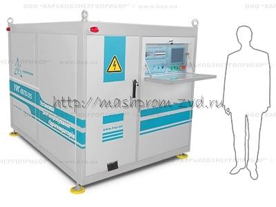Установка испытания генераторов УИГ-50/70-315