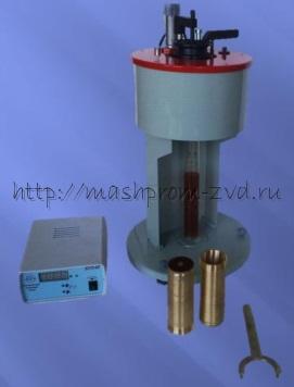 ВУБ-1Д – аппарат для определения условной вязкости битумов
