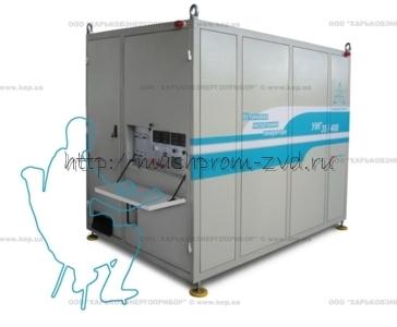 Установка испытания генераторов УИГ-35/400