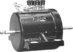 Электродвигатель переменного тока ДАТ 0,3Электродвигатель переменного тока ДАТ 0,3