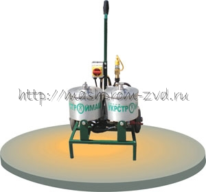Установка очистки масла типа СММ-0,5А