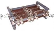 Стандартизованные блоки резисторов типа БРФ
