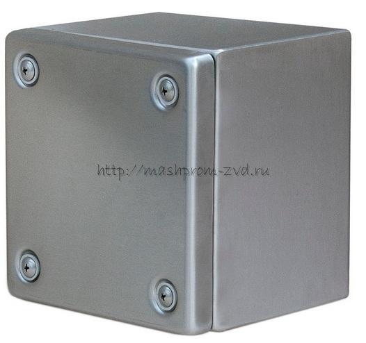 Коробка взрывозащищенная соединительная РИЗУР-КС из нержавеющей стали