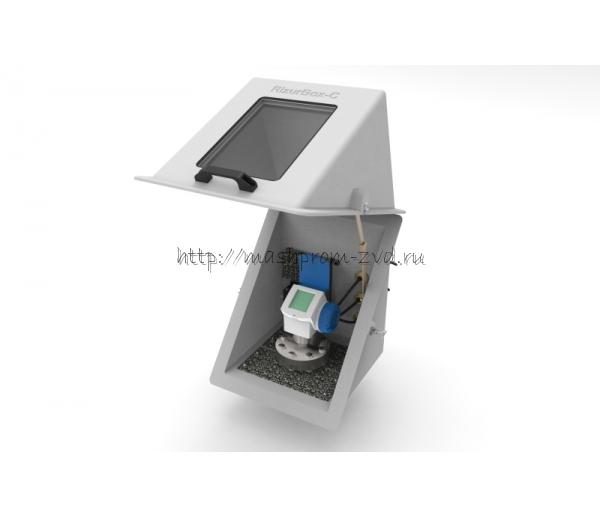 Защитные стеклопластиковые / полиуретановые шкафы, кожухи RizurBox-С (РизурБокс-С) ТУ 3442-001-12189681-2014 (в замен ТУ 3442-001-14061525-2009)