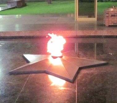 Горелки вечного огня ГГВ-5 (ветроустойчивая)
