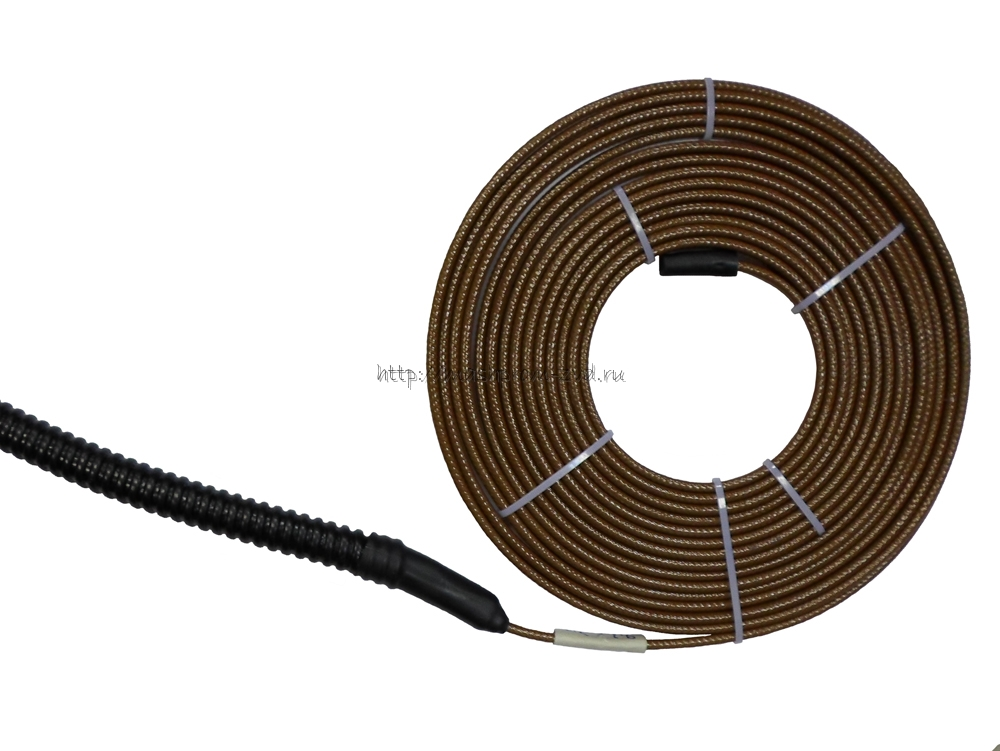 Саморегулирующийся греющий кабель РИЗУР-СГЛ. 2ExeIIT3…T6GcX