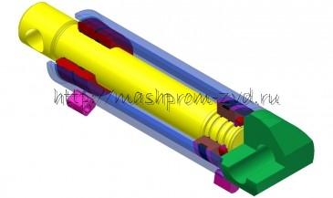 Гидроцилиндры для 2КМ800