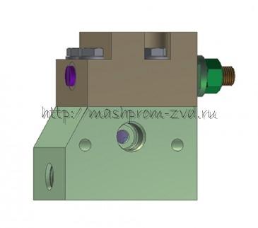 Клапан предохранительно-разгрузочный КПР10/3Т.000