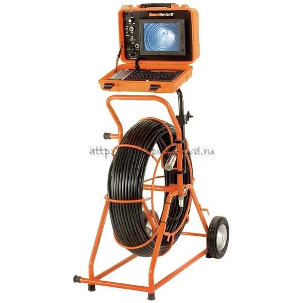 Телеинспекционная система General Pipe Cleaners Gen-Eye SD для труб диаметром 60 – 400 мм