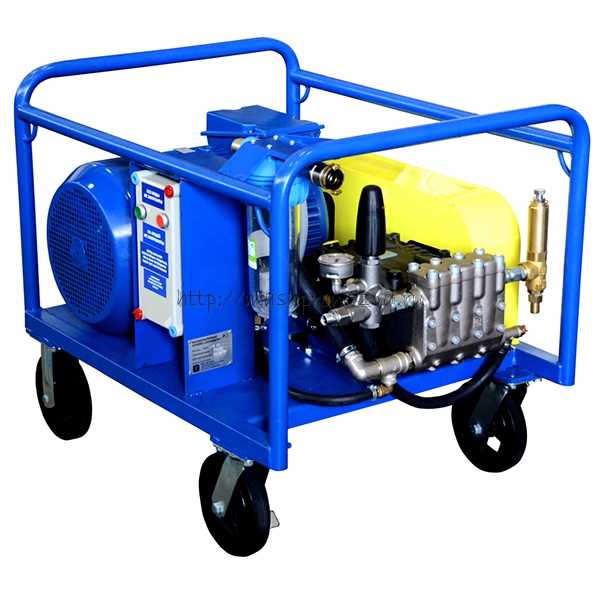 Профессиональные аппараты с электродвигателем «Посейдон ВНА-500-30»