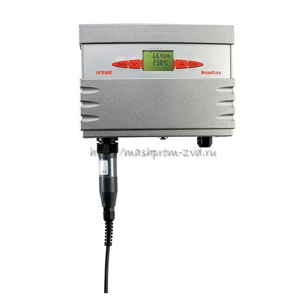 Промышленный высокотемпературный гигрометр серии HygroFlex