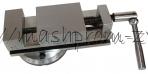 Тиски станочные поворотные с ручным приводом 7200-0204-02, 7200-0206-02
