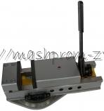 Тиски станочные поворотные с ручным приводом 7200-0210-05, 7200-0215-05, 7200-0220-05