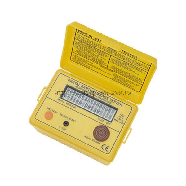 Цифровые измерители параметров УЗО 2820 EL
