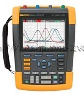 Осциллограф-мультиметр четырехканальный 200 МГц с комплектом SCC290 — FLUKE 190-204/S