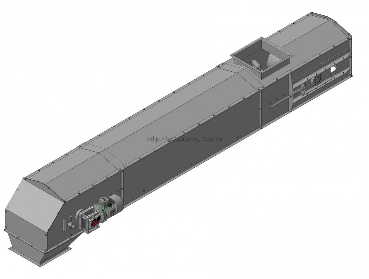Конвейер ленточный ТЛБ-30, ТЛБ-50