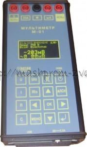 Мультиметр М-01