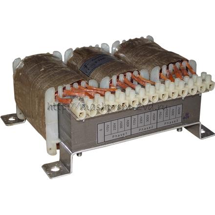 Трехфазные ступенчатые автотрансформаторы типа TTAR3-P