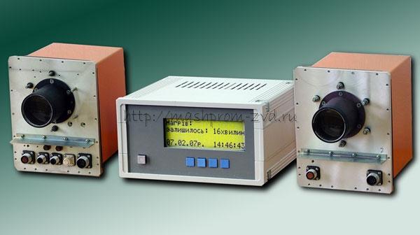 Стационарный измеритель оптической плотности пылегазовой среды ВОГ-1