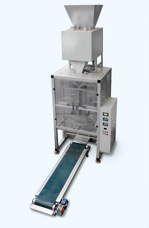 Автомат для упаковки пеллет в полиэтиленовые пакеты