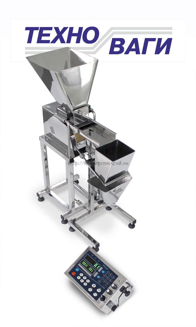 Полуавтомат для фасовки кофе