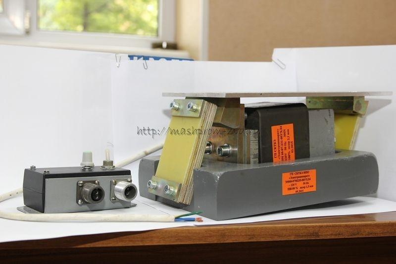 Вибромагнит ЭМ68-7М с пультом управления