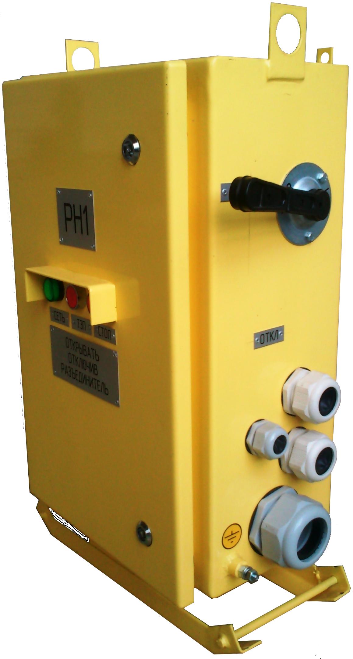 Аппараты для автоматизации приводов КАН-ПА