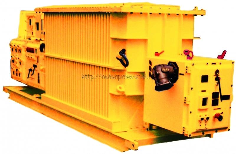 ТКПВ-ДВН - Подстанции рудничные комплектные трансформаторные взрывозащищенные
