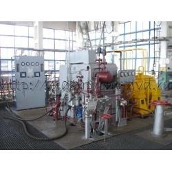 Сухие газовые уплотнения паровых турбин