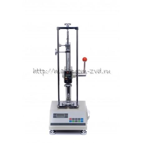 Испытательный стенд для пружин ИЗП-10, ИЗП-20, ИЗП-50, ИЗП-100, ИЗП-200, ИЗП-500, ИЗП-1000, ИЗП-2000, ИЗП-5000