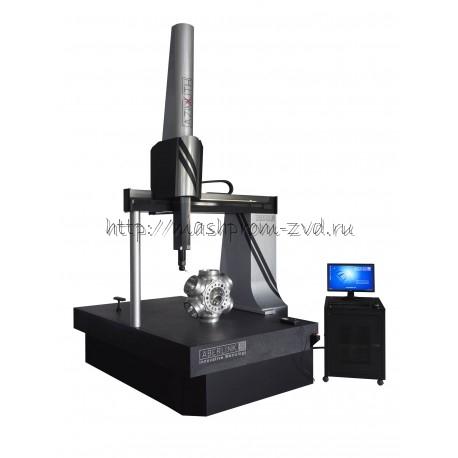 Автоматическая контрольно-измерительная машина 3Д AZIMUTH 2500x1200x1000