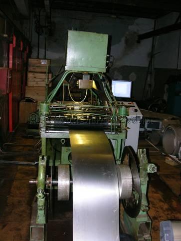 Механизированная установка ультразвукового контроля стальной ленты «УКТЛ»